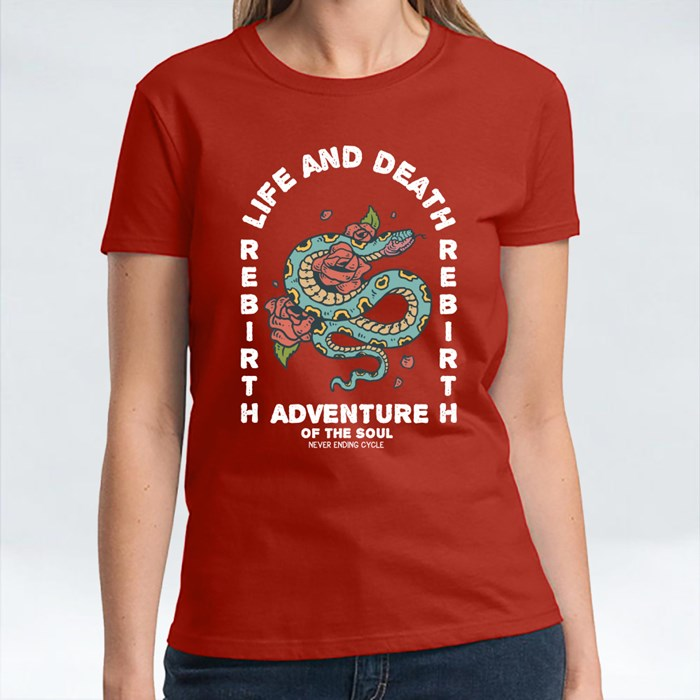 Life and Death Adventure T-Shirts