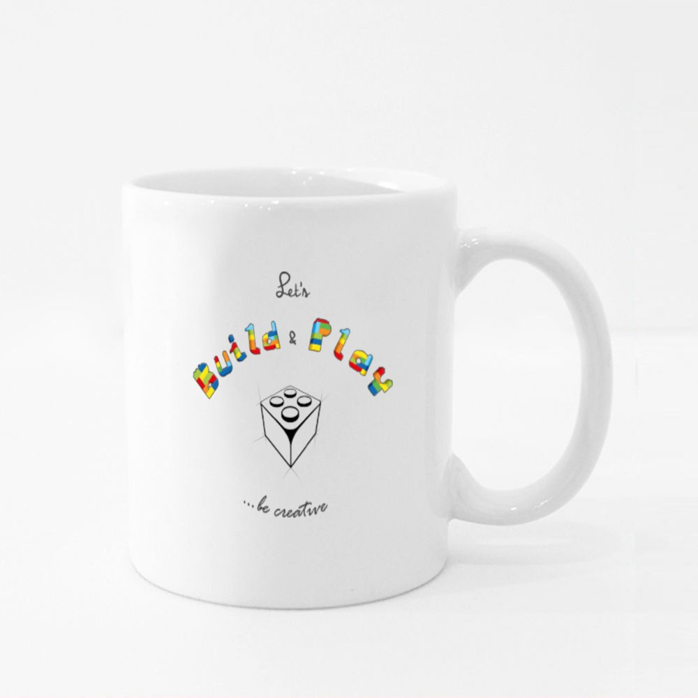 Let's Build and Play Colour Mugs