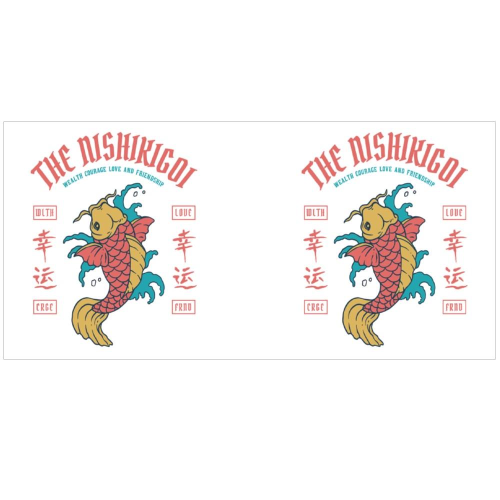 The Nishikigoi Koi Colour Mugs