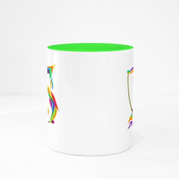 Archer or Sagitarius Zodiac Colour Mugs
