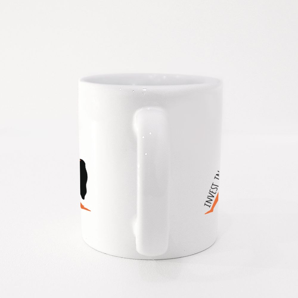 Invest in Your Health Colour Mugs