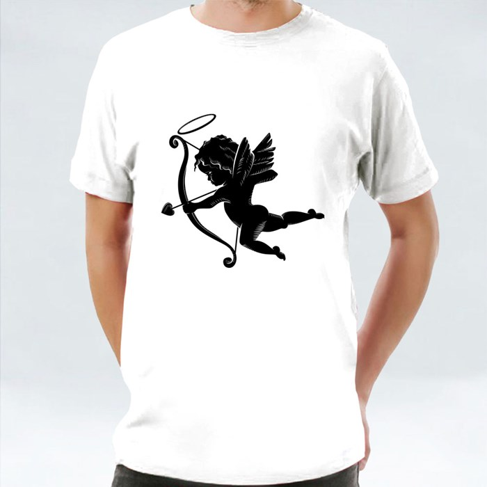 Silhouette of an Angel T-Shirts