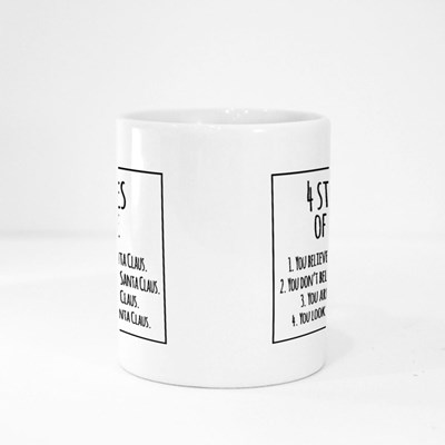 4 Sages of Life Magic Mugs
