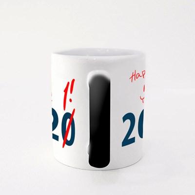 Happy New Year 2021! Magic Mugs