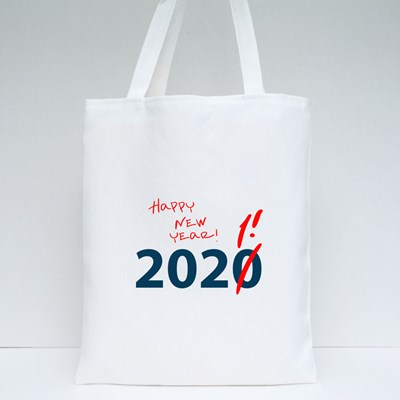 Happy New Year 2021! Tote Bags