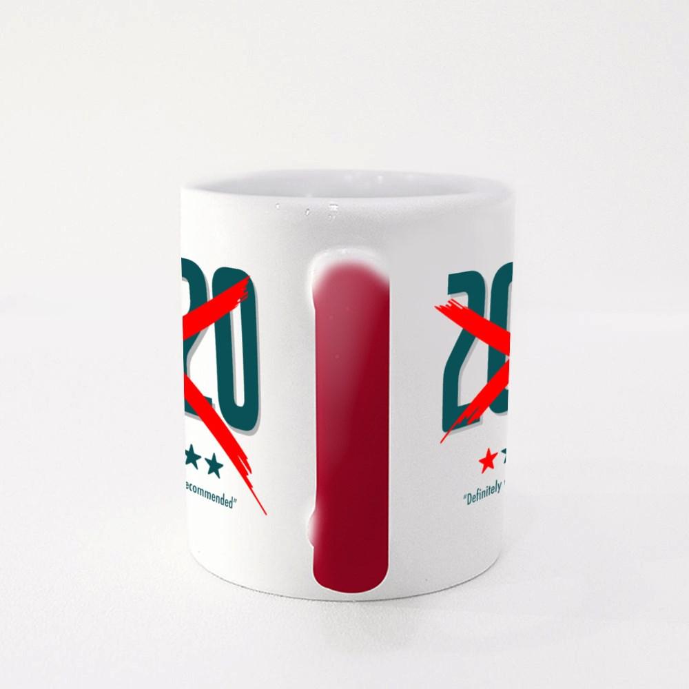 Red X Cross 2020 Magic Mugs