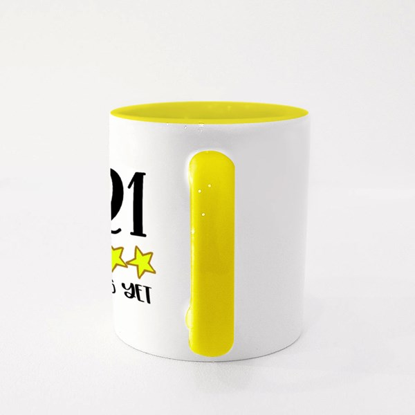 2021 No Dating Yet Colour Mugs