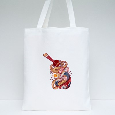 Ramen from the Land of the Sun Tote Bags