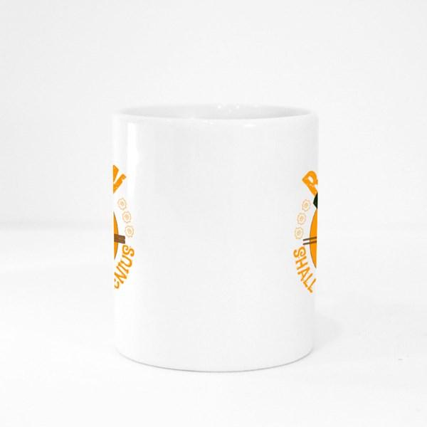 Ramen Shall Fuel My Genius Colour Mugs