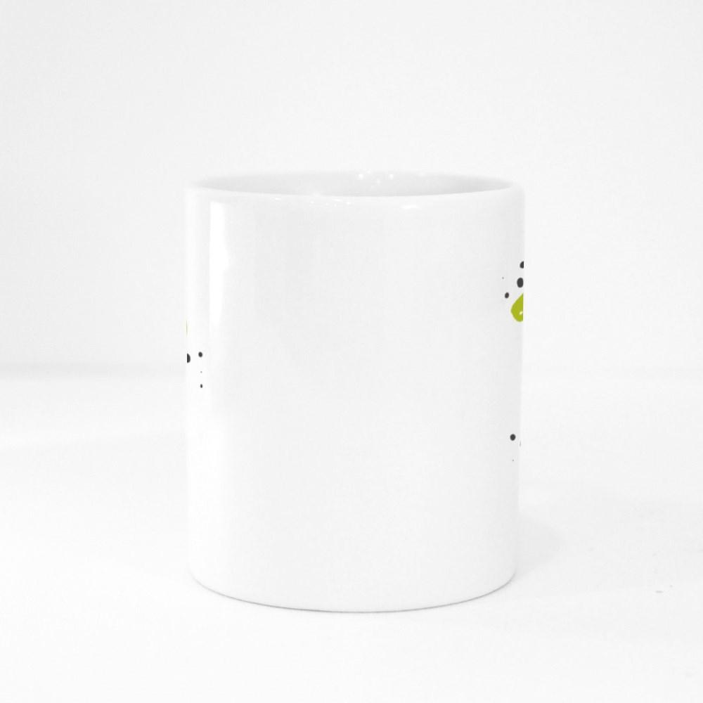 Home Grown Green Kettle Colour Mugs