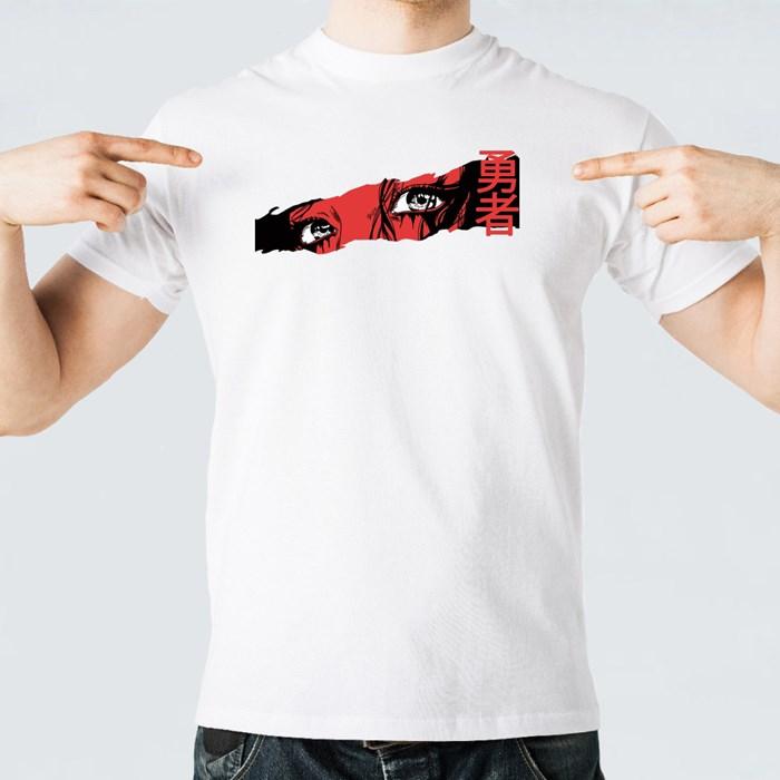 Hero Manga Style 短袖T恤