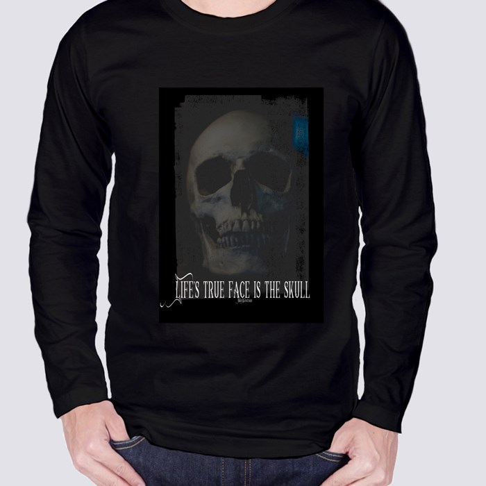 Skull Long Sleeve T-Shirts