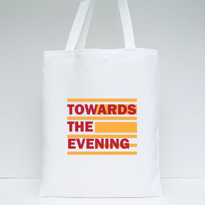Towards the Evening Tote Bags