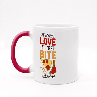 Love at First Bite Magic Mugs
