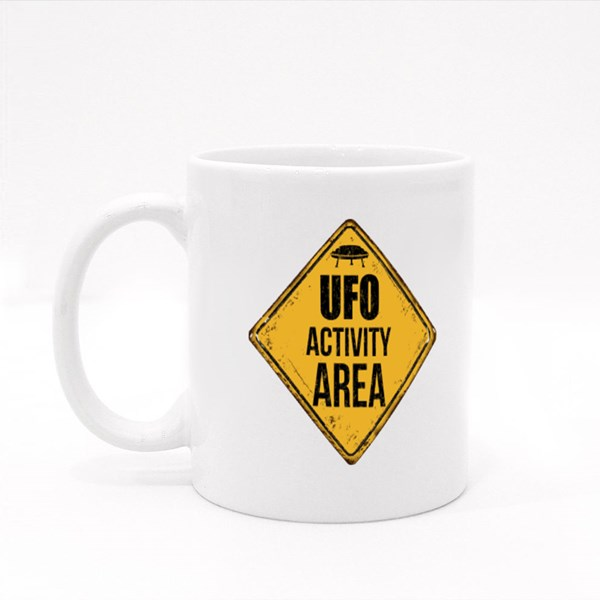 Ufo Activity Area Colour Mugs