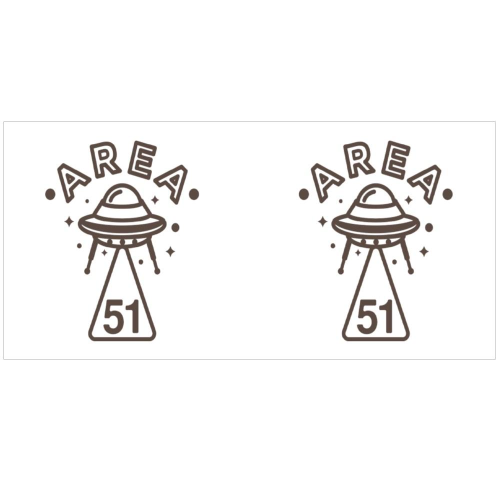 Area 51 Ufo Abduction Magic Mugs