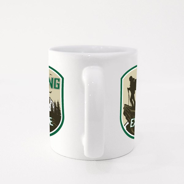 Extreme Outdoors Colour Mugs