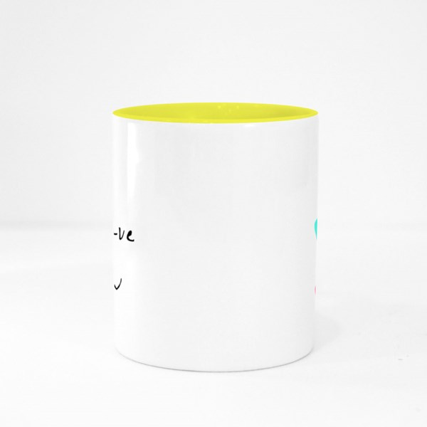 All We Have in Now Colour Mugs