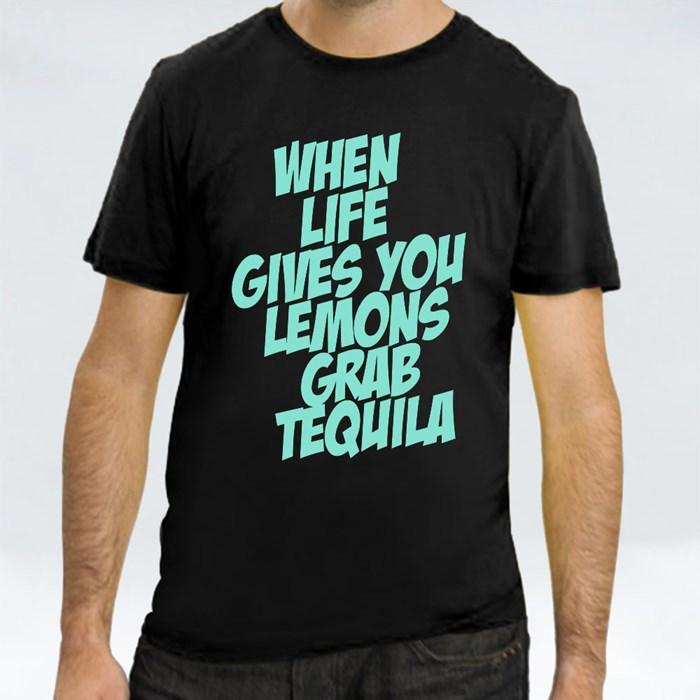When Life Give You Lemons T-Shirts