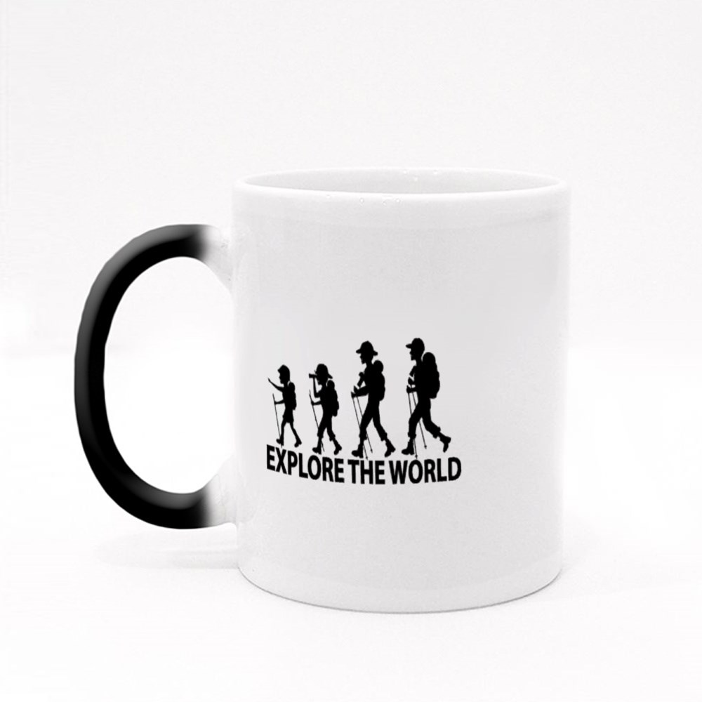Explore the World Magic Mugs