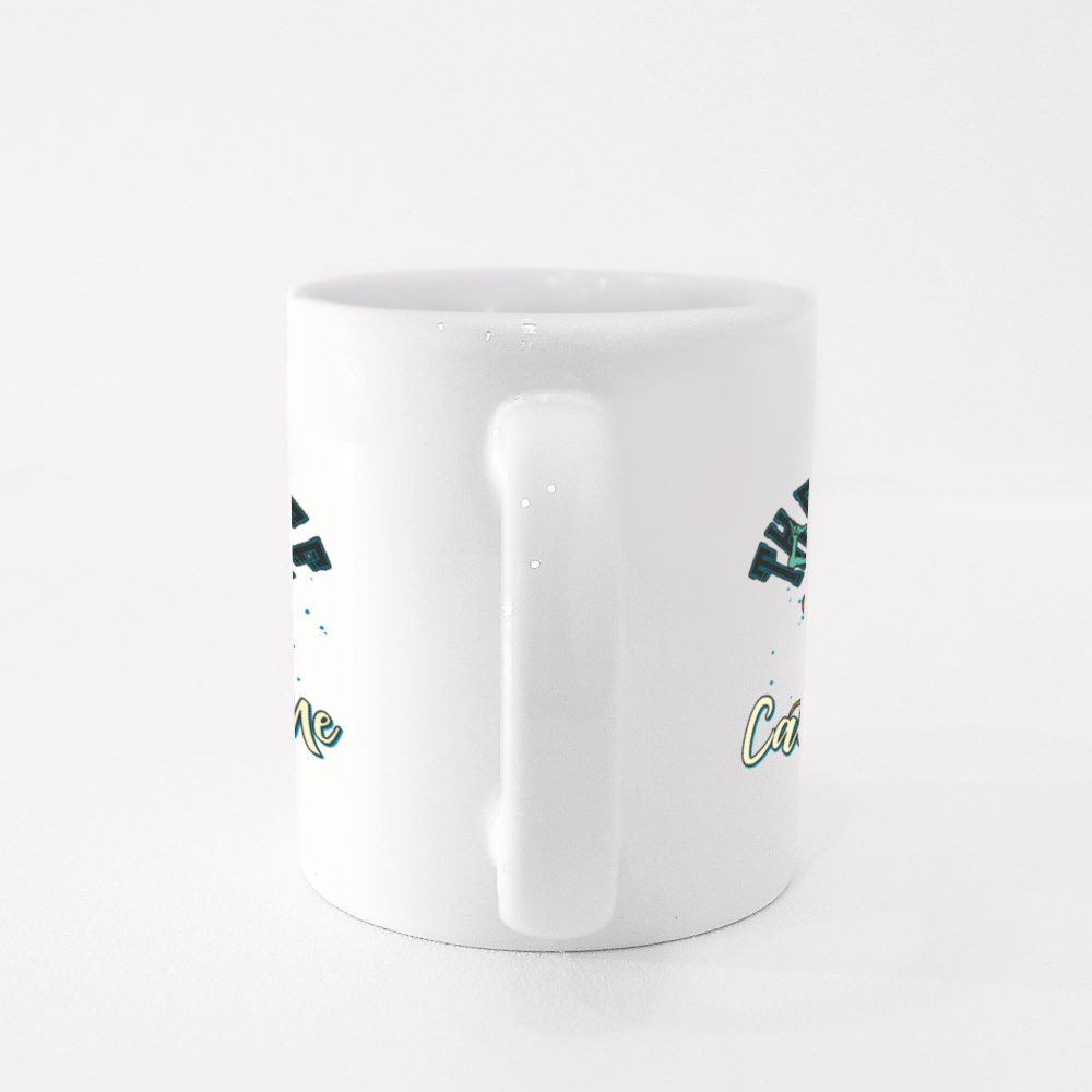 The Space Calls to Me Colour Mugs