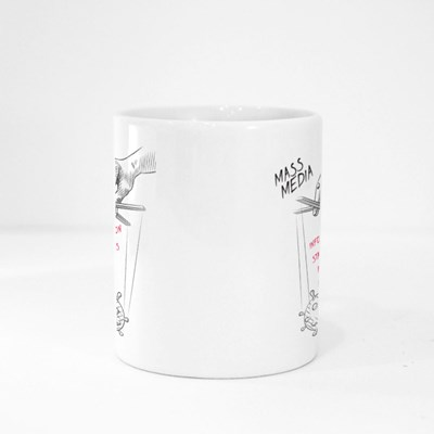 Mass Media Manipulations Magic Mugs