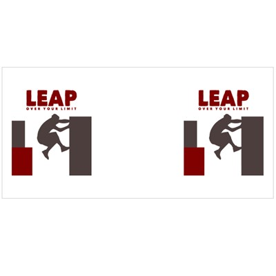 Leap Over Your Limit Magic Mugs