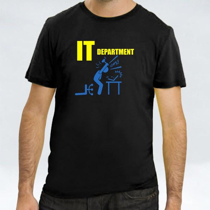 IT Department Programmer T-Shirts