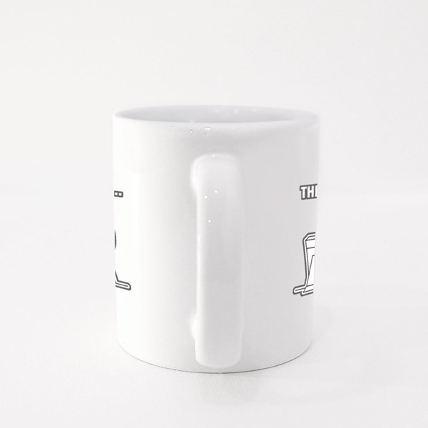 Why the Code Works, Programmer Colour Mugs