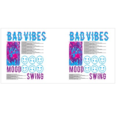 Bad Vibes Mood Swing Magic Mugs