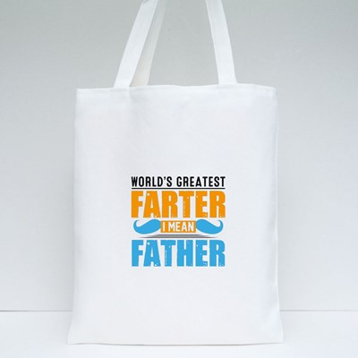 World's Greatest Father Tote Bags