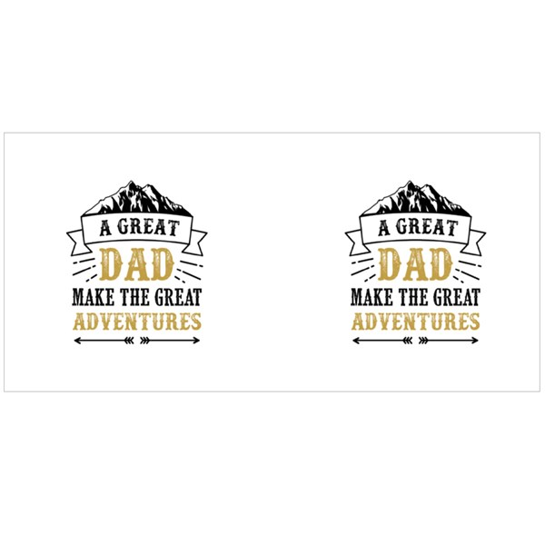 A Great Dad Adventures Colour Mugs