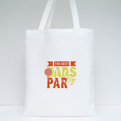 The Best Dads by Par Tote Bags