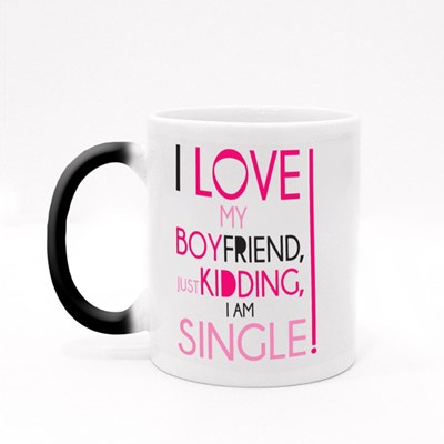Love My Boyfriend Is Just Kidd Magic Mugs