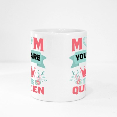 Mom You Are the Queen Magic Mugs