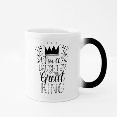 Daughter of the Great King Magic Mugs