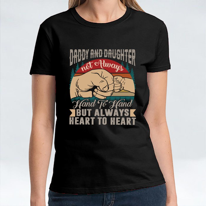 Always Heart to Heart T-Shirts