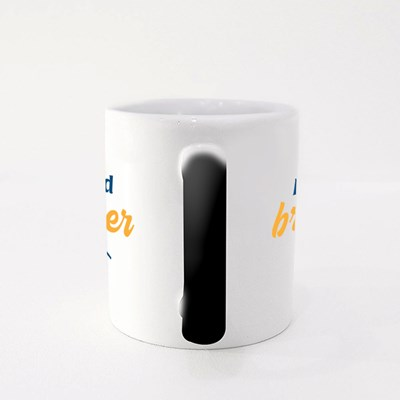 Blessed Brother Magic Mugs