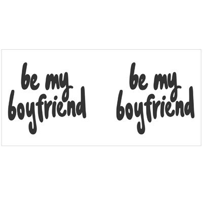 Be My Boyfriend / Girlfriend Magic Mugs