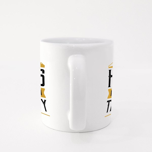 Hiking Is Cheaper Than Therapy Colour Mugs