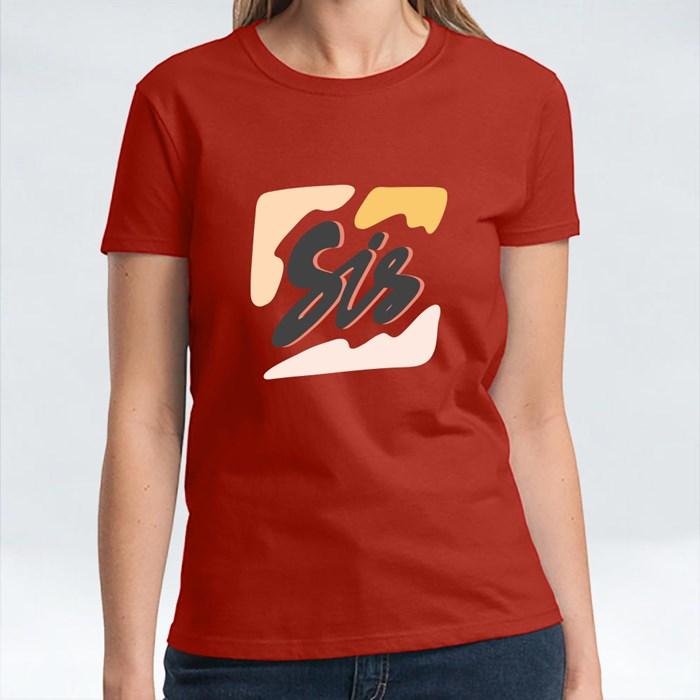 Creative Sis Ever 短袖T恤