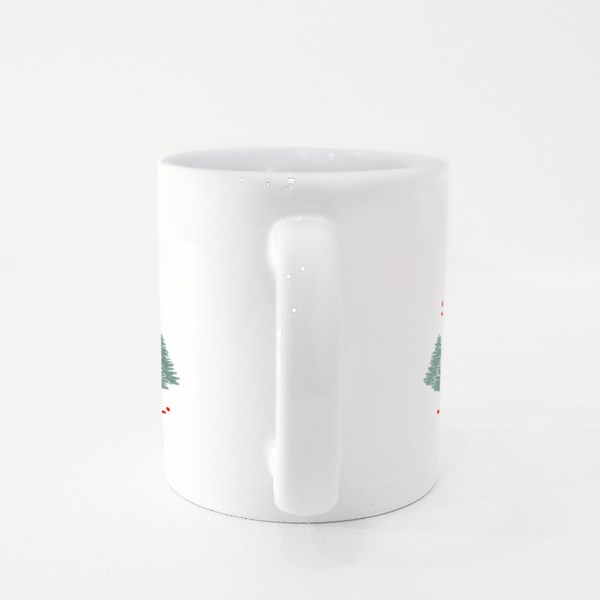 Distancing Before It Was Cool Colour Mugs