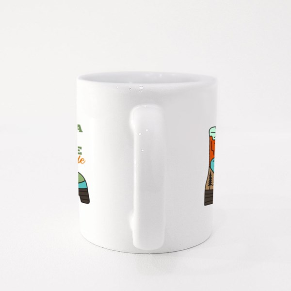 Take a Walk to the Wild Side Colour Mugs