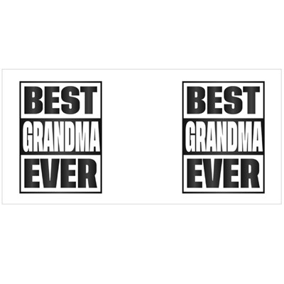 Best Grandma Ever Magic Mugs