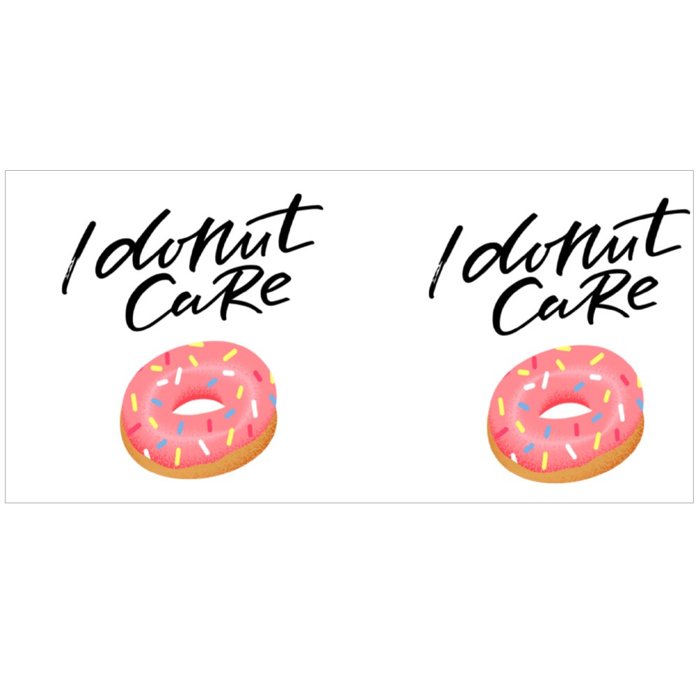 I Donut Care Funny Magic Mugs