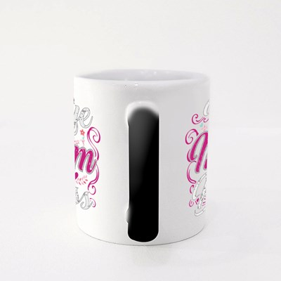 Wife Mom Boss With Heart Magic Mugs