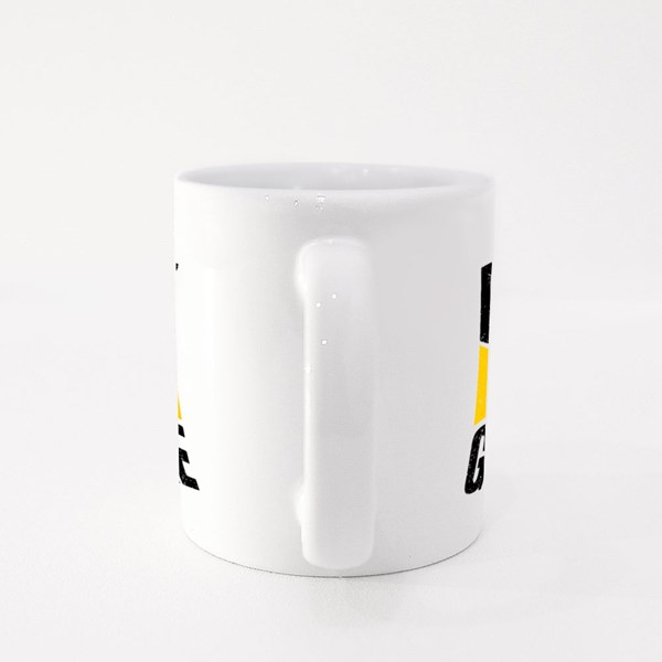 Just Play the Game Colour Mugs