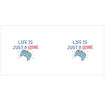 Life Is Just a Game Magic Mugs