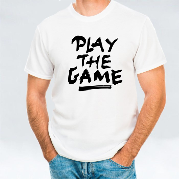 Play the Game Gamers T-Shirts