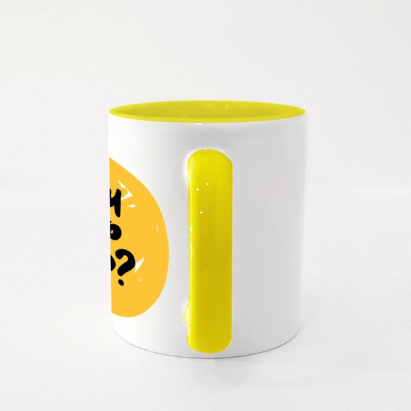 Are You Ready to Jump? Colour Mugs
